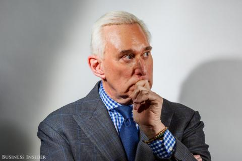 Roger Stone has said that Donald Trump was put on earth to be president.