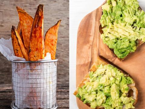 Avocado toast and sweet potato fries are a must-try in Perth, Australia, one vegan-friendly food blogger, Helen Janneson Bense, told INSIDER. Bense has lived in Perth for 12 years.