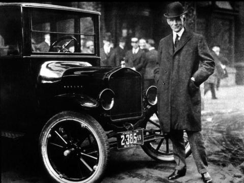 In the early 1920s, business was booming for Ford in the US. Ford Motor was selling thousands of cars and using massive amounts of rubber for its tires.