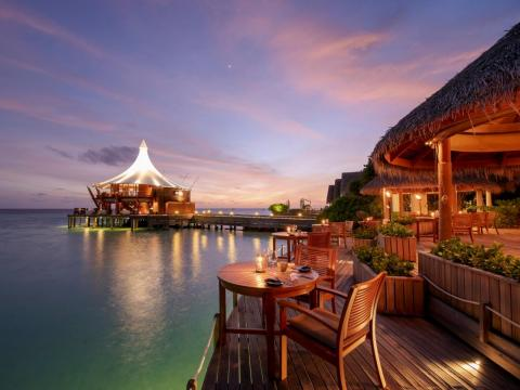 Baros opened more than 44 years ago, making it one of the first resorts to open in the Maldives.