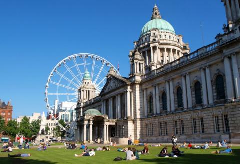 Belfast, Irlanda del Norte, Reino Unido