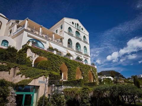 Belmond Hotel Caruso, Amalfi Coast, Italy