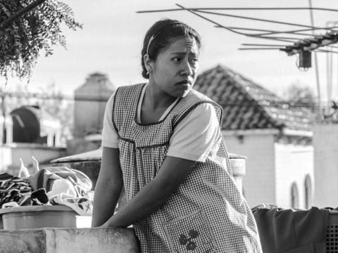 """Roma"" also won a 2019 Golden Globe for best foreign-language motion picture."