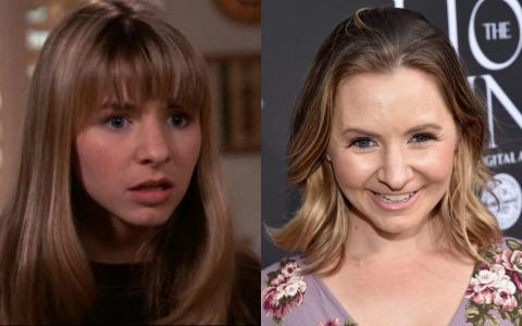 "Beverley Mitchell interpretó a la segunda hija mayor, Mary, en ""7th Heaven""."