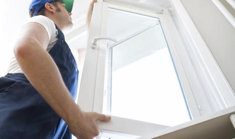 Instalando ventanas