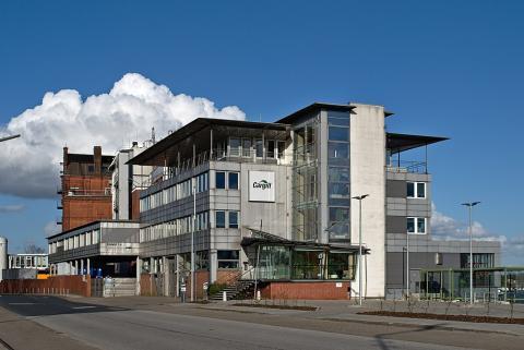 Fábrica de Cargill en Hamburgo (Alemania)