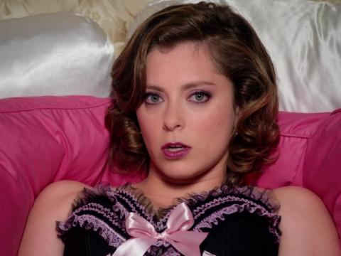 Rachel Bloom stars on the series.