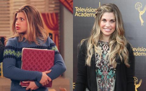 El papel principal de Danielle Fishel fue interpretar a la novia de Cory, Topanga Lawrence.