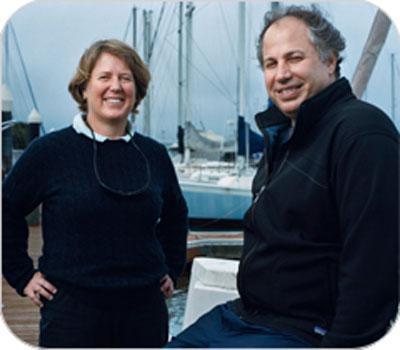 Diane Greene y Mendel Rosenblum