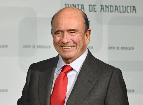 Emilio Botín.