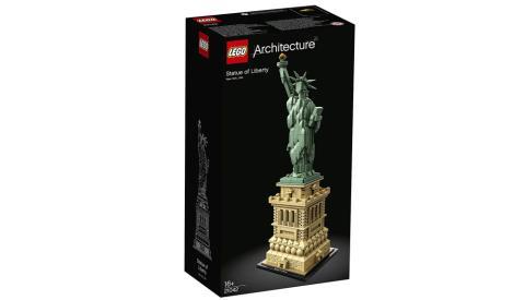 estatua libertad lego