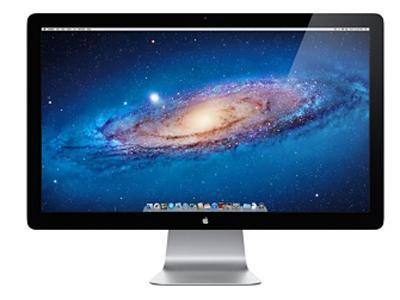 Un monitor externo para los Mac