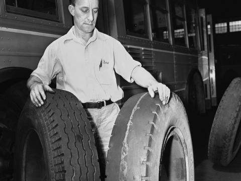 The final straw came with the advent of synthetic rubber years later, rendering the whole purpose of Fordlandia useless.
