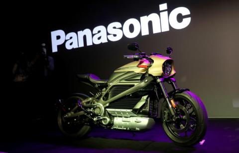 Harley Davidson and Panasonic partnered for a new fully-electric motorcycle.