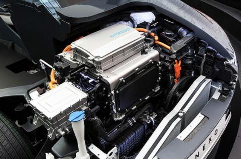 Hyundai Pila de Combustible