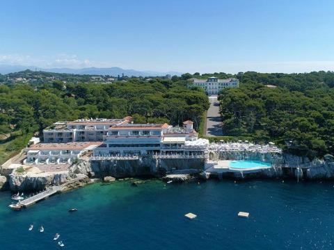 Hotel du Cap-Eden-Roc, Antibes, France