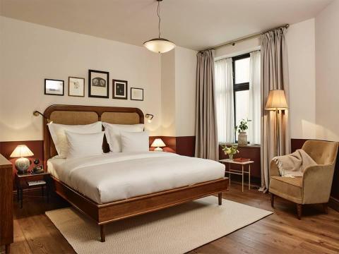 Hotel Sanders, Copenhagen, Denmark