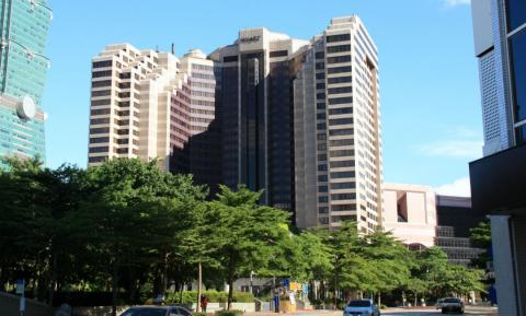 El hotel Grand Hyatt Taipei en Taiwán