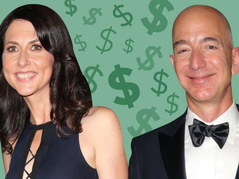 Jeff Bezos y Mackenzie Bezos se divorcian tras 25 años de matrimonio.
