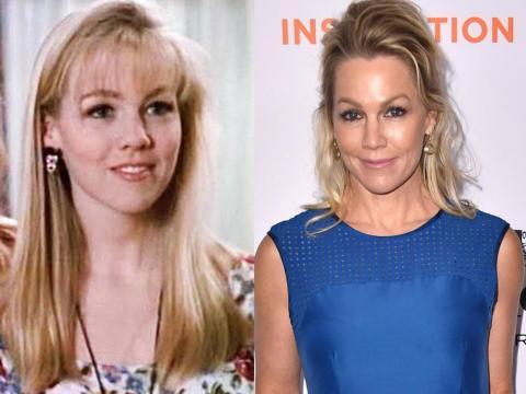 "Jennie Garth fue Kelly Taylor en ""Beverly Hills, 90210."""