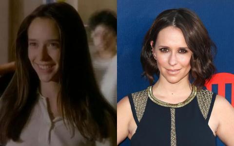 """Jennifer Love Hewitt también protagonizó """"Sé lo que hiciste el último verano"""", pero fue su papel en """"Party of Five"""" con el que comenzó su carrera"""