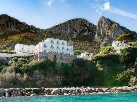JK Place Capri, Italy