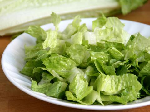 Lettuce will get limp in the freezer.