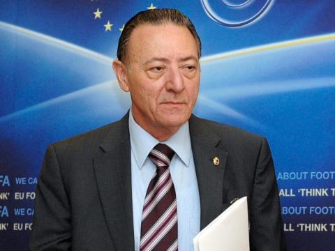 Joseph Mifsud en 2010.
