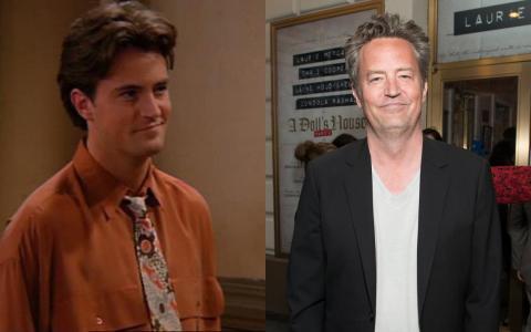 """Matthew Perry tuvo una gran cantidad de apariciones y papeles como invitado en comedias de corta duración antes de que Chandler Bing lo eligiera para """"Friends""""."""