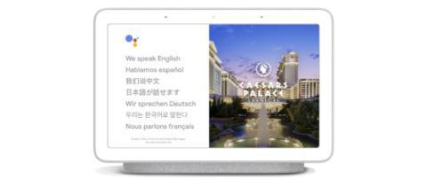 Modo Intérprete Google Assistant