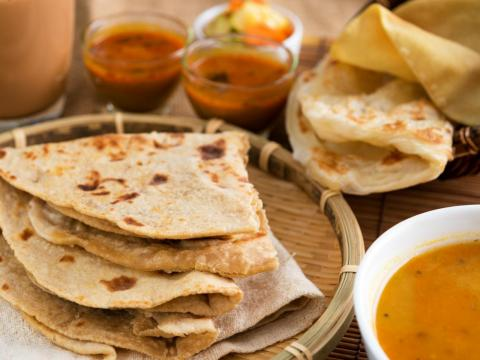 "One London-based author and foodie, Katie Quinn, told INSIDER that Indian food has a ""zeallous following"" in her city of two years."