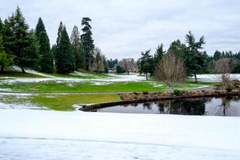 The Overlake Country Club in Medina has been open since 1927.<br>Membership to the club is only by invitation.