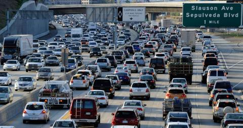 Being stuck in traffic costs each driver more than $2,800 per year.