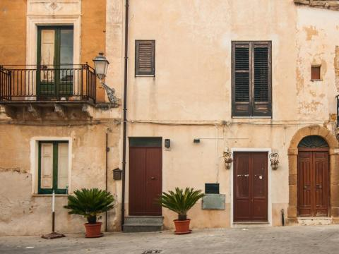 A picturesque town in Sicily is selling off homes for $1 to anyone willing to renovate them