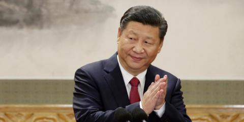 China, under President Xi Jinping, could be trying to pit EU countries against one another to prevent the bloc from having one united policy that could hamper Beijing's trade plans.