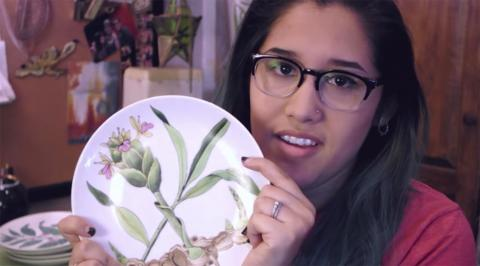 Rachel, creadora de contenido del canal de YouTube Chezlin