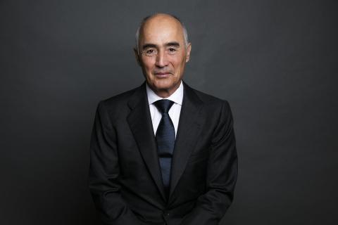 Rafael del Pino, presidente y CEO de Ferrovial.