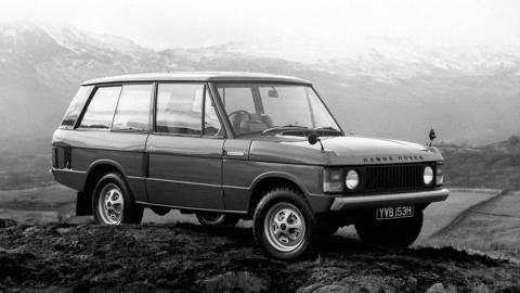 Range Rover de primera generación
