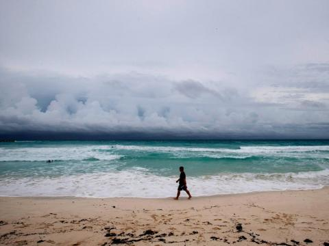 The same hurricane season that affects Louisiana and Florida in the US can also wreak havoc on Cancún.