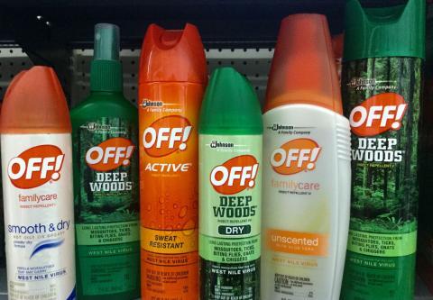 Productos de limpieza y hogar de SC Johnson
