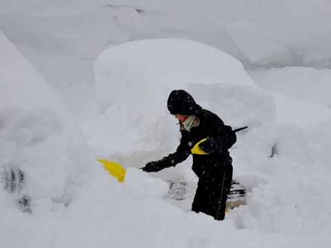 "Shoveling snow can feel like a never-ending cycle in Aomori. ""Snow shoveling morning, noon, and night is only to be expected,"" reads Aomori Unearthed, a magazine produced by the city. ""As much as I shovel, I can't keep up,"" a"