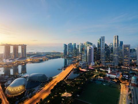 Singapore remains the world's most expensive city, but shares its title with Paris and Hong Kong this year.