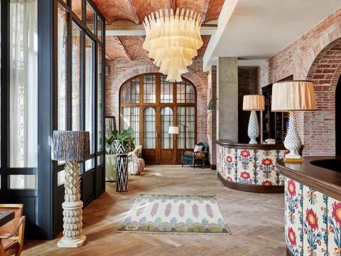 Soho House Barcelona, Spain