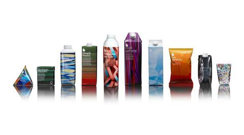 Envases de productos alimentarios de Tetra Pak