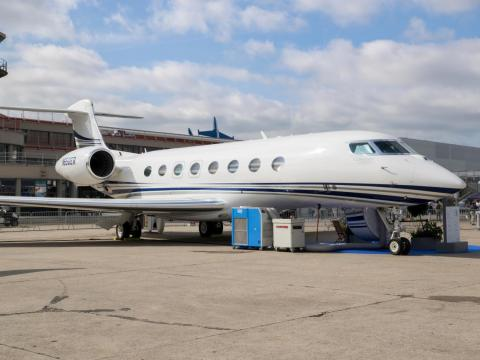 There are more than 300 G650/G650ERs in operation, at a cost of $70 million apiece.