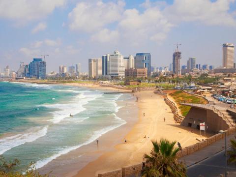 Ha habido una nueva demanda de propiedades de lujo en Israel, particularmente en Tel Aviv.