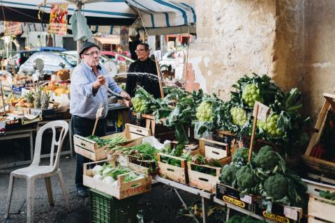 mercado - coles