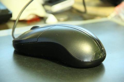 El ratón está a punto de desaparecer