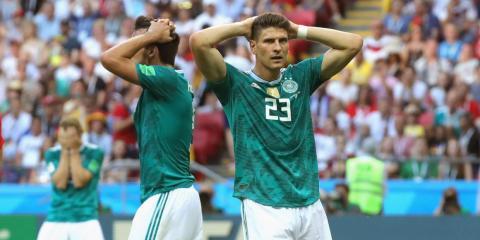 Jugadores de la selección alemana de fútbol [RE]