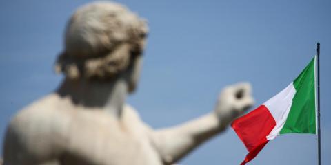 Bandera de Italia [RE]